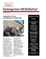 Katesgrove News summer 2018